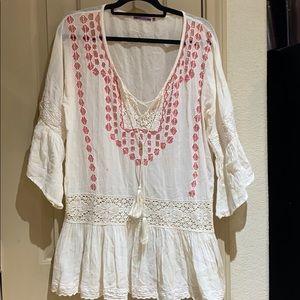 Amita  Naithani blouse.